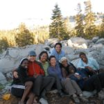 Women of Color Backpacking Trip!