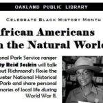 African Americans in the Natural World