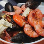 Passionate Eating in the Outdoors: A Seafood Boil