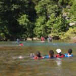 Kansas City Youth Overcome Fears and Enjoy Nature