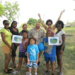 A Great Day at the Beach: Outdoor Afros Kick-Off Windy City Events!