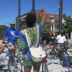 Ridin' Out! Chicago Community ride with RBG-Chi