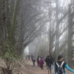 Adventures in Hiking and Snow Dancing in Oakland