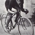 """Cycling in Honor of Marshall W. """"Major"""" Taylor"""