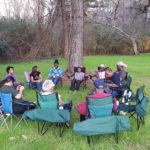 Healing at Magnolia: An Evening with Outdoor Afro and the Slave Dwelling Project